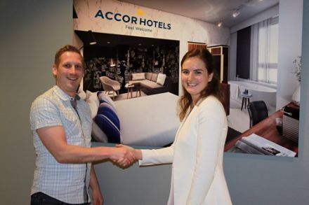 AccorHotels kiest AVEX als preferred supplier in de Benelux