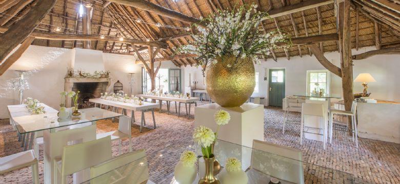 Brancheborrel BloemBloem: grootste eventshowroom, decoratietrends 2018, awardwinning case